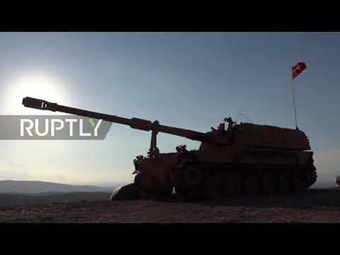 Turkey: Turkish forces enter northwest Syria's Idlib - reports