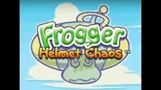 Frogger: Helmet Chaos (DS) Part 4: Helmet Factory & Boss: Tentacle Monster