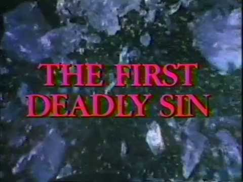 The First Deadly Sin 1980 TV