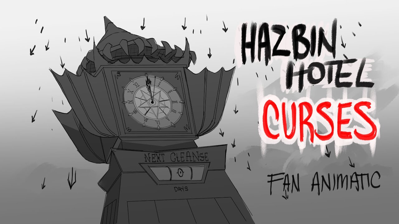 Charlie's Curse — Hazbin Hotel Fan Animatic