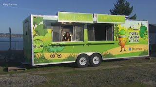 Tacoma food truck promotes healthy living