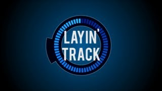 Minute To Win It - Layin' Track