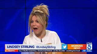 Lindsey Stirling on Making it as a Violinist in the Music Industry
