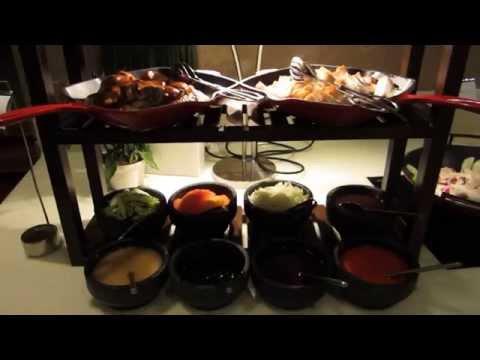PARKROYAL on Beach Road Singapore DINNER BUFFET