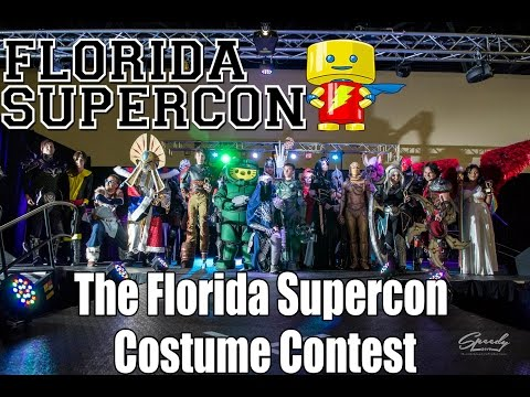 Florida Supercon Costume Competition July 2014