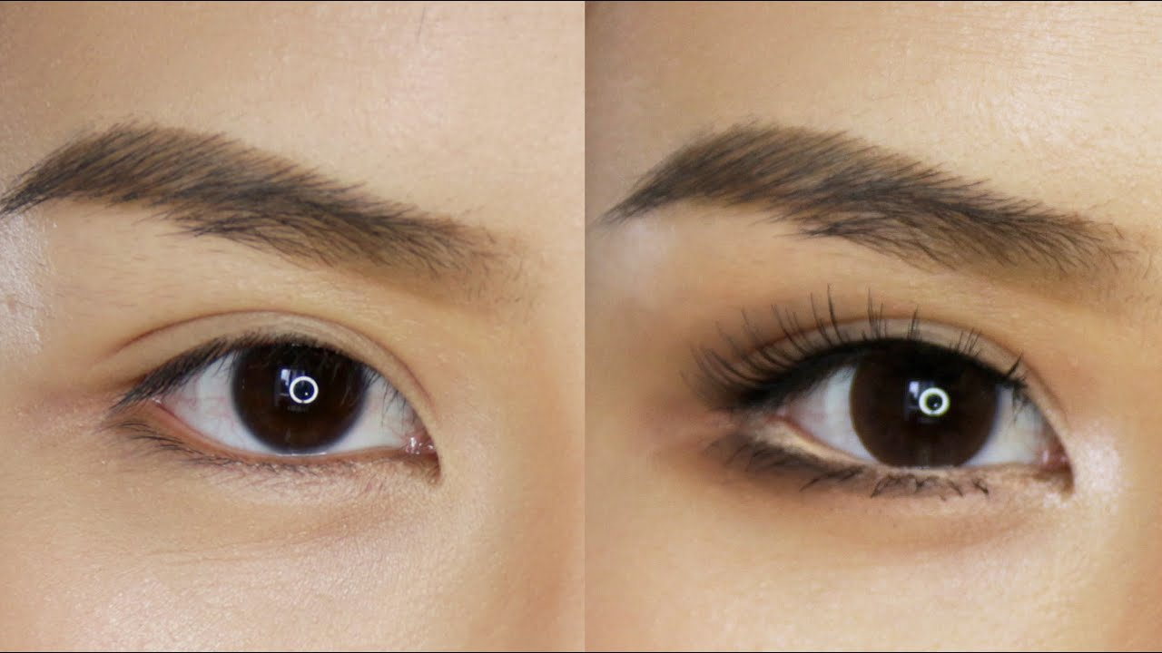 How To Make Eyes Look Bigger In 5 Minutes Youtube