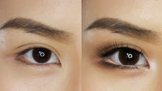 How to Make Eyes Look Bigger in 5 Minutes