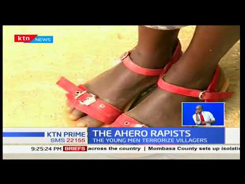 17-year old girl receiving treatment after a group of seven men gang-raped her over night