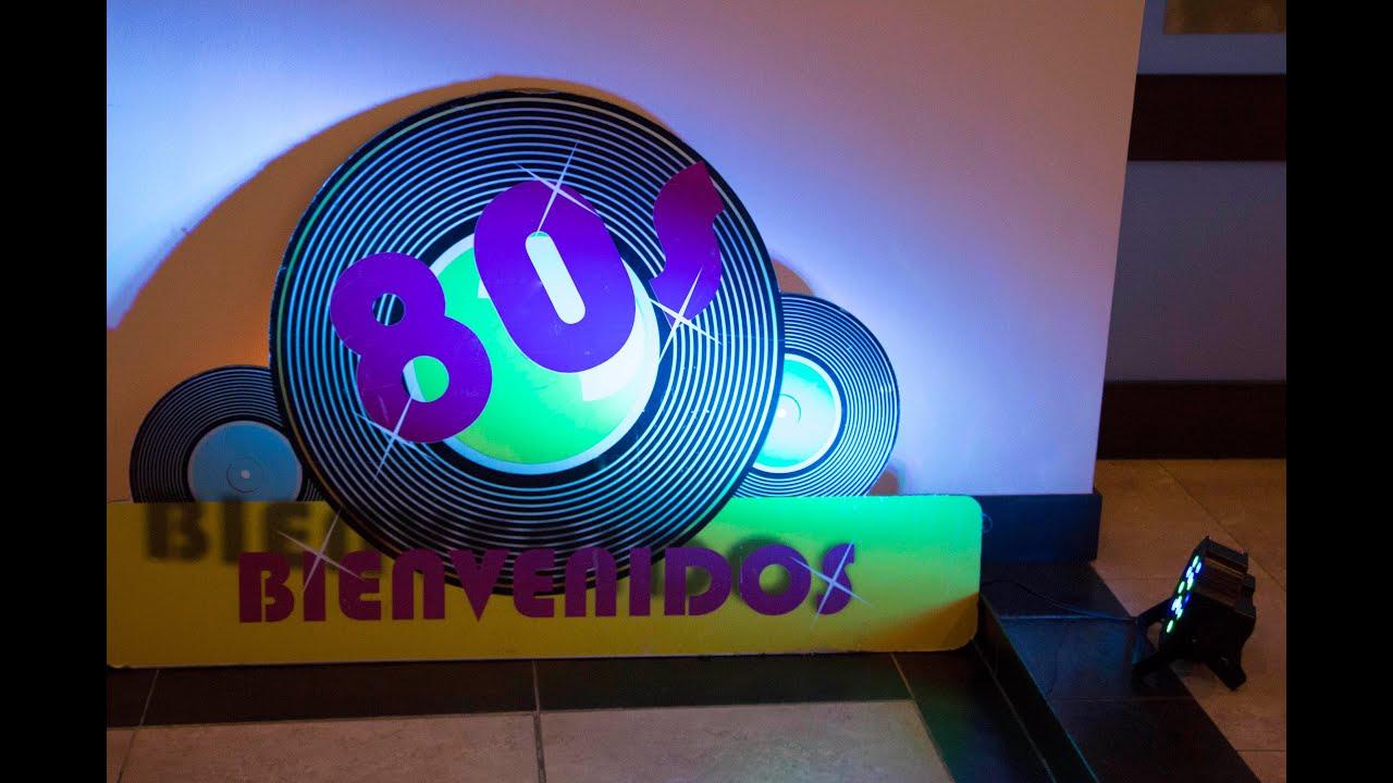 Eventos Y Fiestas De Los 80s Ochentas Ochenteras Bogotá Decolounge Hd