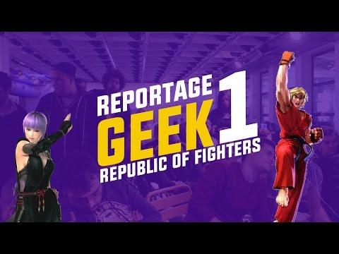 [E-sport] Republic of Fighters winter 2016 : Vive la Baston !!!