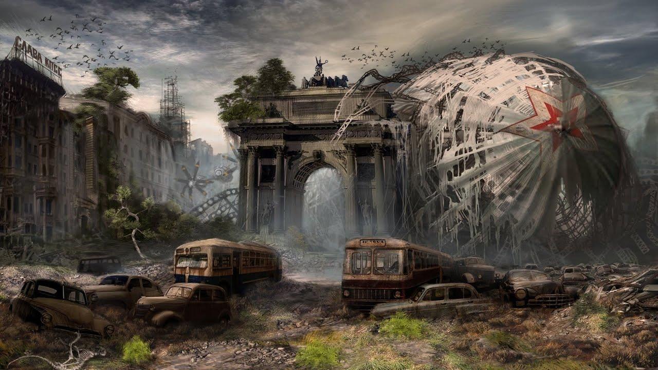 ???? Zombie Post Apocalypse Music Mix [1 Hour]