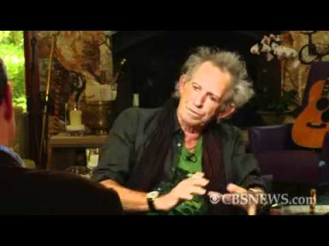 Keith Richards Rolling Stone Snorted Father (Full Interview)