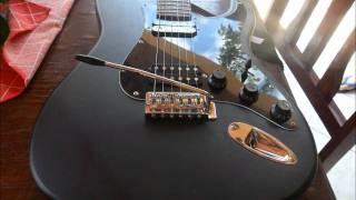 Guitarra Giannini GGX-1HH Unboxing