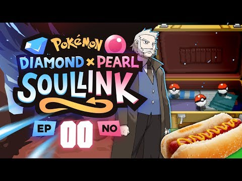 "Pokemon Diamond & Pearl Soul Link Randomized Nuzlocke W/ Astroid EP 00 - ""IT'S ABOUT DAMN TIME"""