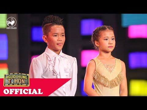 Người Hùng Tí Hon | Tập 3: Tài năng khiêu vũ - Quốc Huy & Hoàng Vân (Biệt đội Siêu quậy)