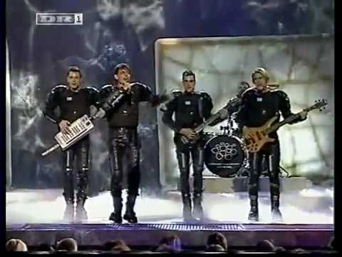 Eurovision 2002 Greece - Michalis Rakintzis - S.A.G.A.P.O