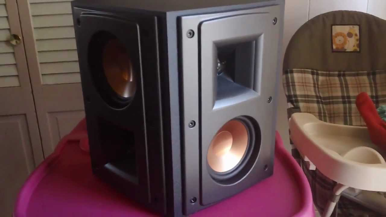 unboxing klipsch rs 42 youtube. Black Bedroom Furniture Sets. Home Design Ideas