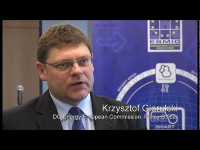 Interview with Krzysztof Gierulski about energy efficiency directive & smart meters