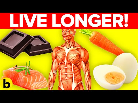 15 Foods That Can Help You Live Longer