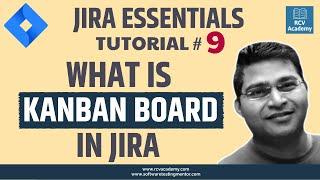 JIRA Tutorial #9 - KANBAN Boards in JIRA | How to Create KANBAN Board