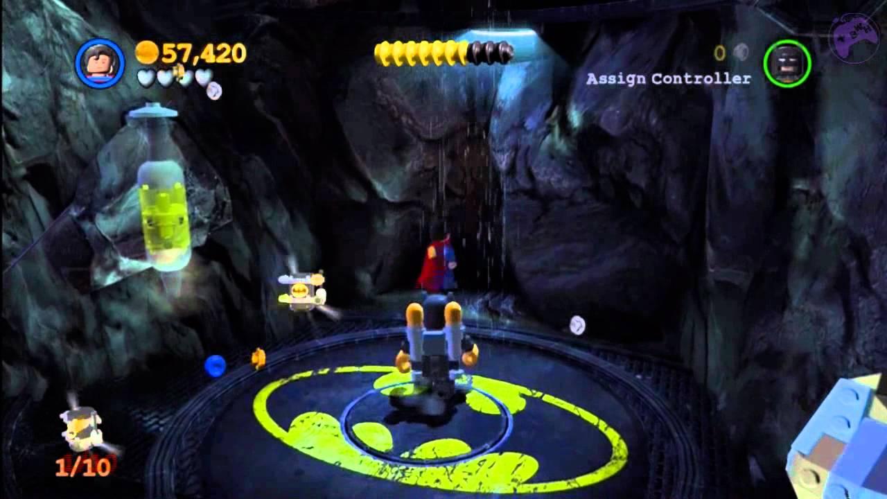 LEGO Batman 2: Minikit Locations - Stage 07 Unwelcome ...