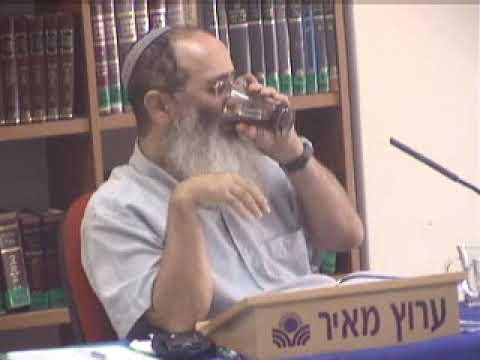 ושם איש ישראל המוכה - זמרי בן סלוא | לימוד בספר במדבר | הרב אורי שרקי