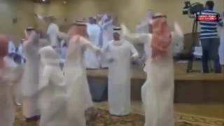 رقص سعوديين على مهرجان مصرى تحشيش