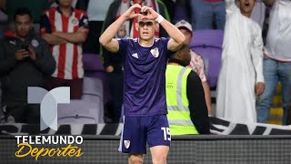 Impresionante doblete de Santos Borré y River Plate | Mundial de Clubes | Telemundo Deportes