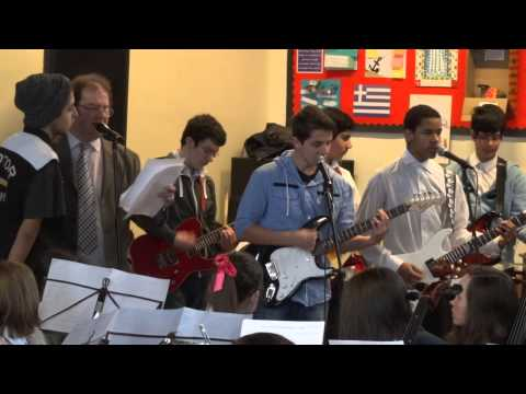 Finchley Music Centre, Rockschool - End of Term Concert