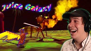 GIANT. JUICE. WASP.   Juice Galaxy (Formerly Juice World)