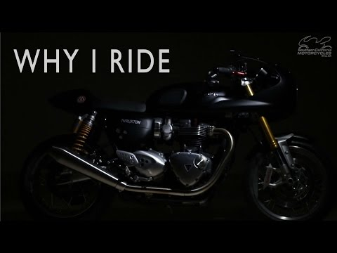Why I Ride: A Triumph Story