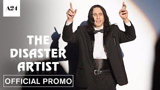 The Disaster Artist | Journey | Official Promo HD | A24