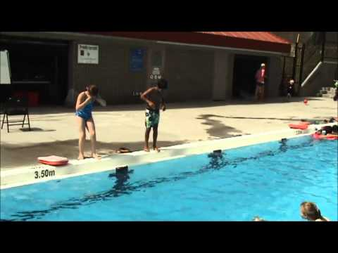 Abigail's Swimming Lessons