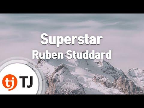 [TJ노래방] Superstar - Ruben Studdard (Superstar - Ruben Studdard) / TJ Karaoke