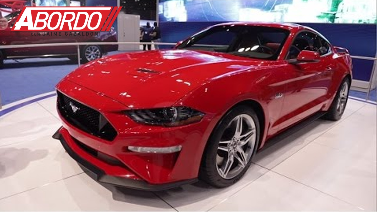 Is A Ford Mustang A Muscle Car