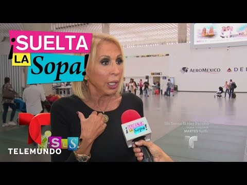 Laura Bozzo aclara su ruptura con Cristian Zuárez   Suelta La Sopa   Entretenimiento