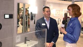 Moen with Alexa Controled Shower
