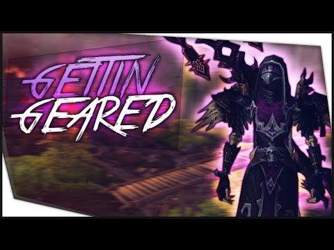 BFA Shadow Priest PvP - GETTING MAD GEAR!