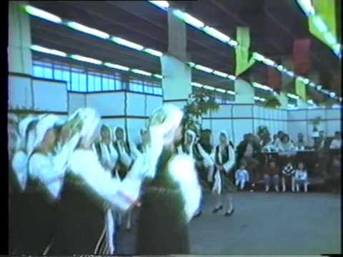 Γ Γιάννη 'μ   Γιαννάκη 'μ Gianni m Giannaki m   Χορευτικό Συγκρότημα ΕΑΣ ΑΧΙΛΛΕΑΣ Περαίας   AGROTICA 4 Φεβρουαρίου 1987