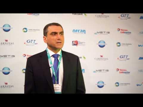 METIS CYBERSPACE TECHNOLOGY | Green Maritime Forum 2018
