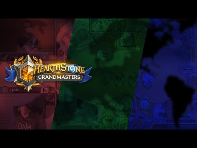 2021 Hearthstone Grandmasters Asia-Pacific | Season 1 | Week 4 | Day 2