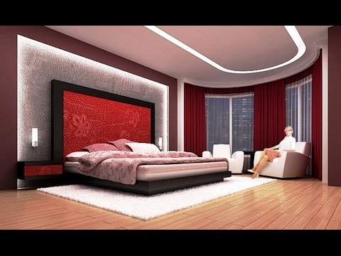 Modern Bedroom Furnishing Ideas
