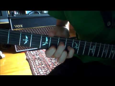 Julie London - Cry Me a River, How To Play (guitar lesson)