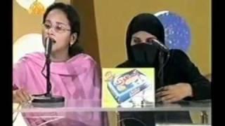 vuclip 2/3 Bazm e Tariq Aziz Bait Bazi Ahmady Non-Muslim Students 2/3