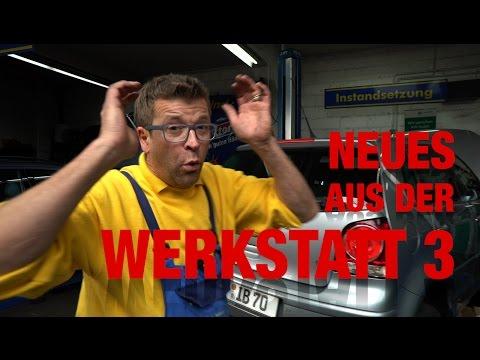 Die Autodoktoren - Neues aus der Werkstatt #3 - VW Golf GTI / Audi Q5 / VW Polo
