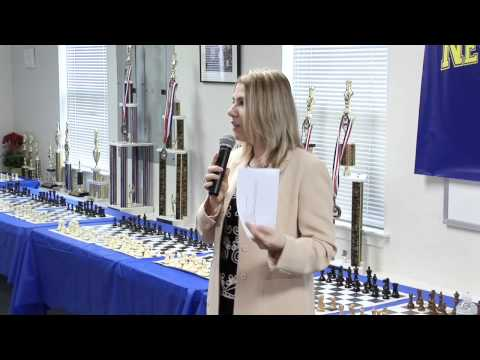 Chess Champion Susan Polgar Visits New Hope Academy in Yardley PA