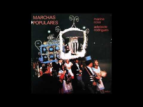 Marina Rosa - Marchas Populares - Ó Lisboa Vem Daí (1976)