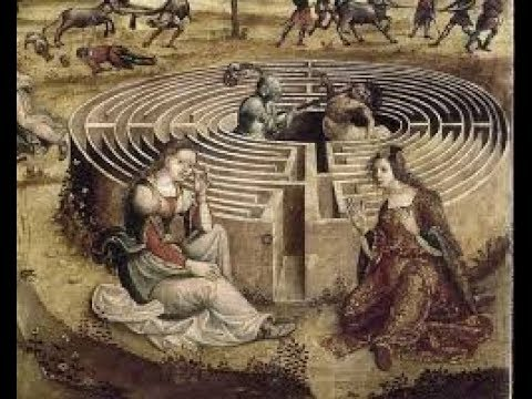 """FLAT EARTH BRITISH, Literally! Breakthrough Discoveries .""""A Labyrinth For The Mind""""."""