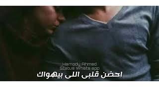 حالات واتس مصطفى قمر رومانسى طمن قلبك ايوه بحبك