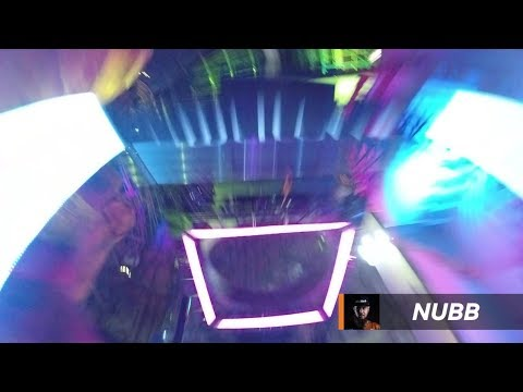 Nubb Course Record   Level 4: Adventuredome   Drone Racing League DRL 2018